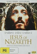 Jesus Of Nazareth [New DVD] Australia - Import, NTSC Region 0