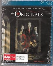 The Originals : Season 1 (Blu-ray, 2014, 4-Disc Set)New Region B Free Post