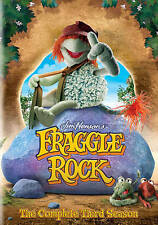 Fraggle Rock: The Complete Third Season (DVD, 2013, 5-Disc Set) New