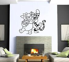 Wall Stickers Vinyl Decal Nursery Winnie The Pooh Cartoon Decor for Kid (ig1058)