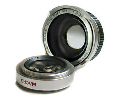 Wide Angle FishEye 0.42X Lens + Macro for NIKON COOLPIX 4500 995 990 900 950 cam