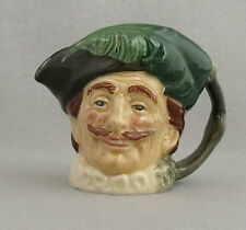 Royal Doulton & Co Limited Small Toby Jug - The Cavalier - A Mark