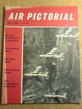 AIR PICTORIAL - THE VISCOUNT - May 1960 Vol 22 # 5