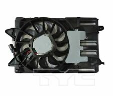 TYC 624090 Dual Rad&Cond Fan Asy Chevrolet Malibu 1.5L/2.0L 2016-2019 Model