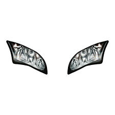 HEADLIGHT STICKERS - WORLD SUPERBIKE - TO FIT KAWASAKI ZX10R 2015> RACE DECALS