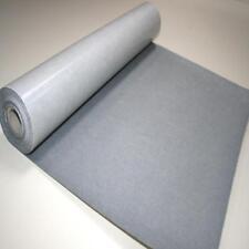 BS EN 71 GREY Sticky Self Adhesive Felt Baize Fabric Mini 5m Rolls UK MADE