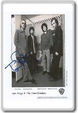 Tom Petty Autographed Preprint Signed Photo Fridge Magnet