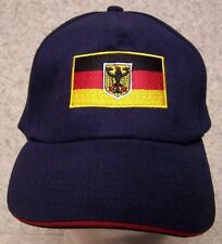 Embroidered Baseball Cap International Germany German Flag NEW 1 size fits all