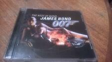 The Best of Bond James Bond 007 CD