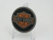 Harley Davidson Motor Cycles - Mandan North Dahota  Challenge Coin