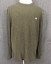 Guess Jeans Men's Wool Blend Sweater 2XL MINT