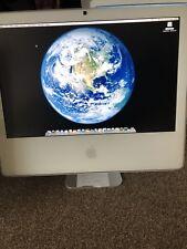 Apple Imac G5 PC todo en uno S.O.S.