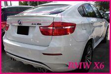 BMW X6 Arrière E71-E72/BOOT SPOILER (2008-2014)
