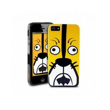 COVER CUSTODIA PURO CRAZY ZOO PER APPLE IPHONE 5S 5 NUOVA ANIMALI PAZZI