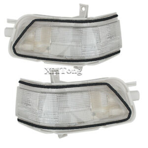 Left Right Side Door Wing Mirror Indicator Light Lamp For Honda CRV RE Crosstour