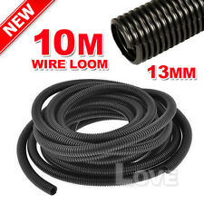 OZ Management Convoluted Tubing Wire 10mm Split Loom Conduit Cable 10 m Metre