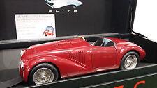 FERRARI 125 S 1947 cabriolet 1/18 SUPER ELITE HOT WHEELS MATTEL L7118