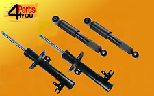 OE SACHS 4x Vauxhall OPEL Zafira B MK2 FRONT  REAR DAMPERS ABSORBERS SHOCKERS