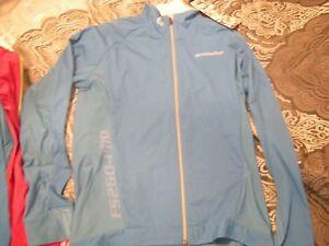 Brand New Ocean Blue Endura Pro Jetstream Sport Wind Cycling Jacket, Size XL
