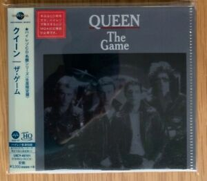 QUEEN The Game JapaneseHigh Resolution Audio MQA UHQCD