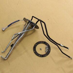 New OEM Toyota 93-95 T100 3.0L Fuel Pump Bracket W/Gasket & Screws 23206-65011