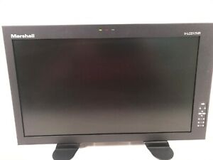 "Marshall V-LCD17HR 17"" LCD Desktop Monitor 3G HD SDI"