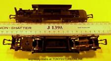 j139a jouef spares 2x loco chassis c/w,2x wheeled bogies. see lelow for apps
