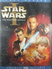 Star Wars Episode I: The Phantom Menace 2-Disc Full Screen DVD