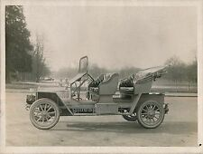 Automobile c. 1905 - Genre Rolls Royce - Div 2352
