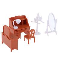 Miniature Meubles de Chambre Mobilier de Poupée Jouet Créatif pour Enfants
