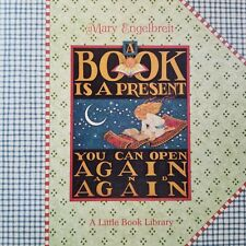 Mary Engelbreit Little Book Library Gift Set A Book Is A Present Take 4 New