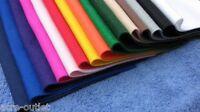 CRAFT FELT FABRIC Material 1m 1/2m 150cm Wide Acrylic Felt Free P&P