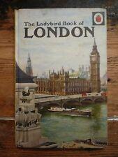 Vintage The Ladybird Book of London  618 Matt 15P