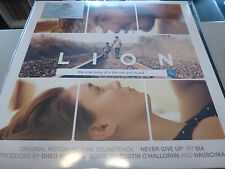 OST - LION - LIMITED LP 180g COLORED Vinyl // SIA / Dustin O´Halloran / Hauschka