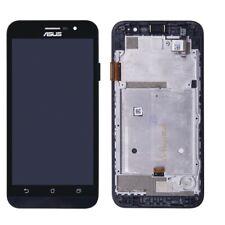 Pantalla Completa LCD + Tactil + Marco Asus Zenfone Go 5 Lite ZB500KG Negro