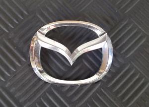 OEM Mazda Body/Dash/Trunk Emblem. 7.5cm