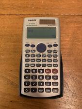 Casio FX-115ES Natural Display Scientific Calculator