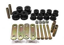 Energy Suspension 3-2136G (Kit) Spring Shackle Hyper-Flex Zinc Oxide Steel