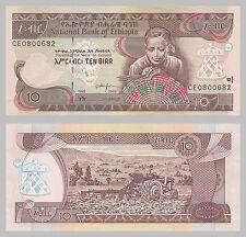 Etiopia/Etiopia 10 etiopico 2003 p48c UNC.