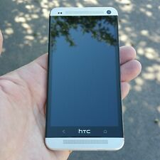 HTC One M7 - 32GB - Silver (Verizon) Smartphone - Very Good