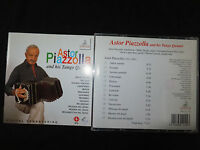 RARE CD ASTOR PIAZZOLLA AND HIS TANGO QUINTET / LIVE RADIO ITALIANA /
