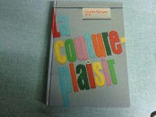 La couture plaisir ,guide singer n° 4