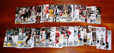 1991-92 Pro Set Platinum Hockey; 1-4 cards for $1.00; $0.25 per card after 4.