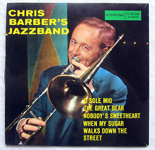 CHRIS BARBER´S JAZZBAND - O sole Mio-The Great Bear u.a.