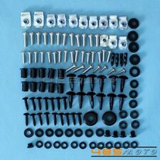 Motorcycle Complete Fairing Bolt Kit Body Bolts For Suzuki GSX-R 600 750 2006-07
