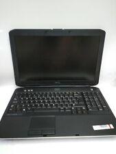 """Dell Latitude E5530 15.6"""" Computadora Portátil Core i5 Sin Ram Sin Disco Duro L72"""