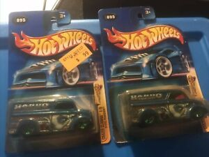 2003 Hot Wheels Steel Passion CRAZED CLOWNS  #095 lot of 2