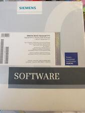 Siemens Simatic Software Upgrade WinCC Flexible 2008 Advanced WinCC Advanced V11