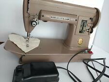 Singer 301A Beige Sewing Machine NA468701