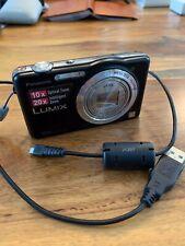 Panasonic DMC-SZ1 16.1MP Lumix Digital Camera w/ Charging Cable